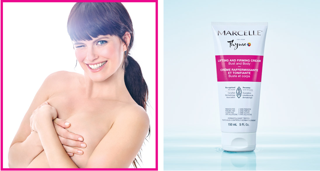 Marcelle Strech mark cream