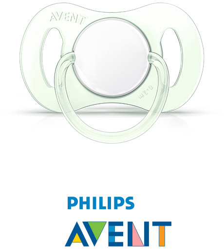 Newborn pacifier 0-2 months philips avent