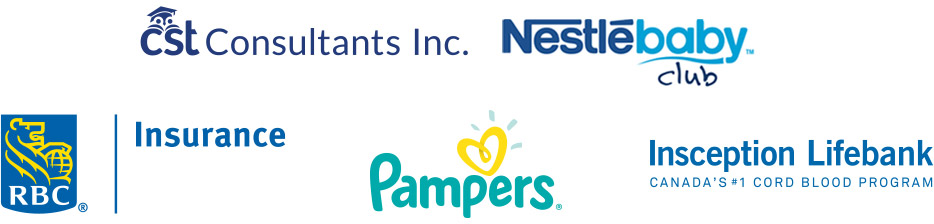 CST Consultants Inc., Nestlebaby club, RBC Insurance, Pampers and Insception Lifebank