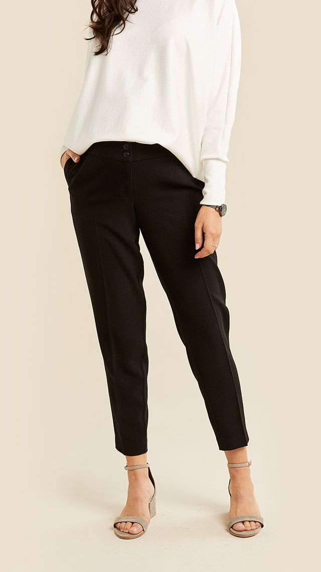 Ankle Trouser