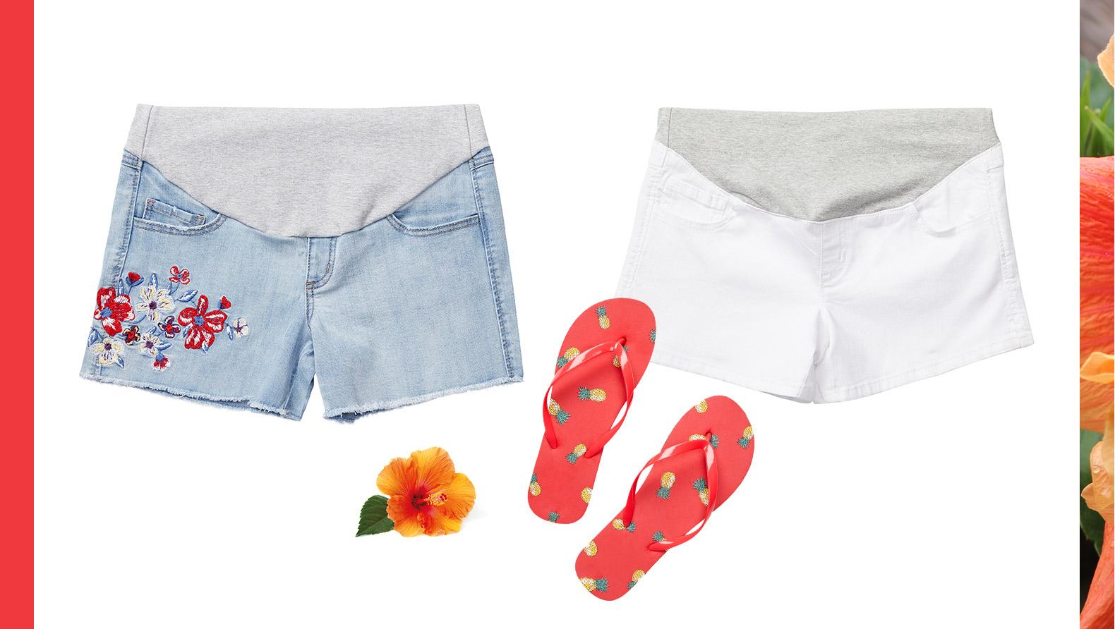 Sun-Ready Shorts