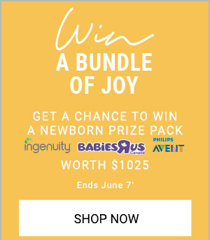 Win a bundle of joy!